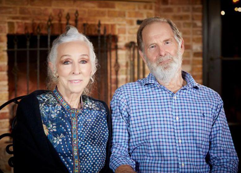 Portrit of Harold and Mildred Sadler.