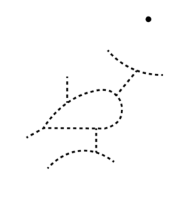 icon of a chicken.